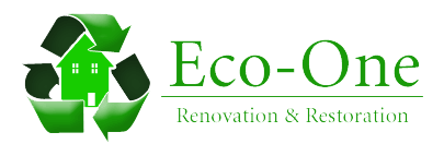 Eco-One Renovation & Restoration logo